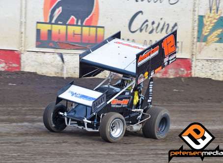 Soares Puts It In Show at Peter Murphy Classic