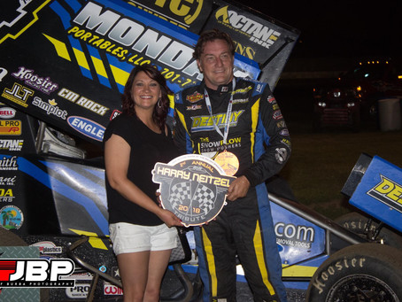 Winning Wednesday- McCarl Snags 5th Win of 2019