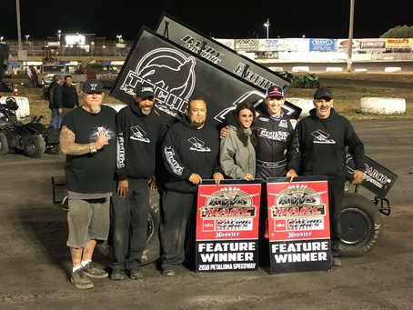 Shane Golobic Wires Field For Third King of the West Series Win