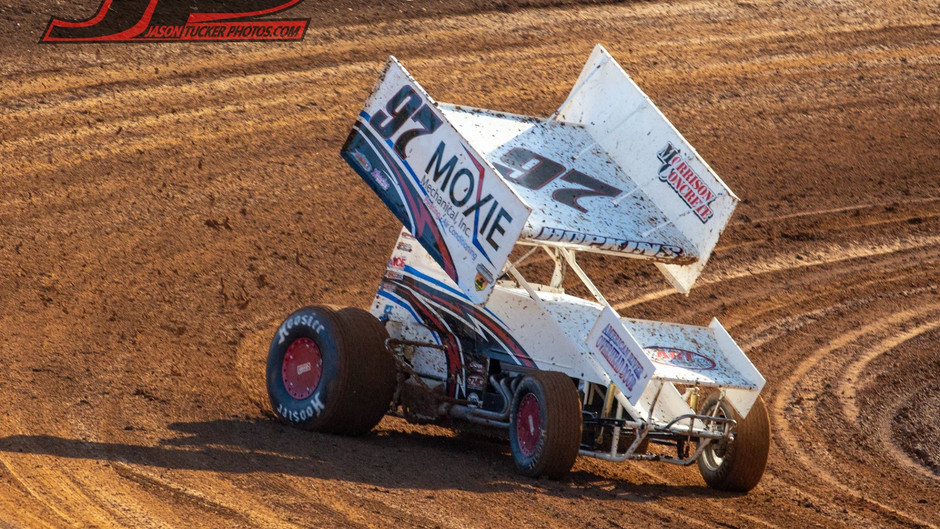 Shane Hopkins Picks Up Career Best 4th Place Finish at Placerville Speedway