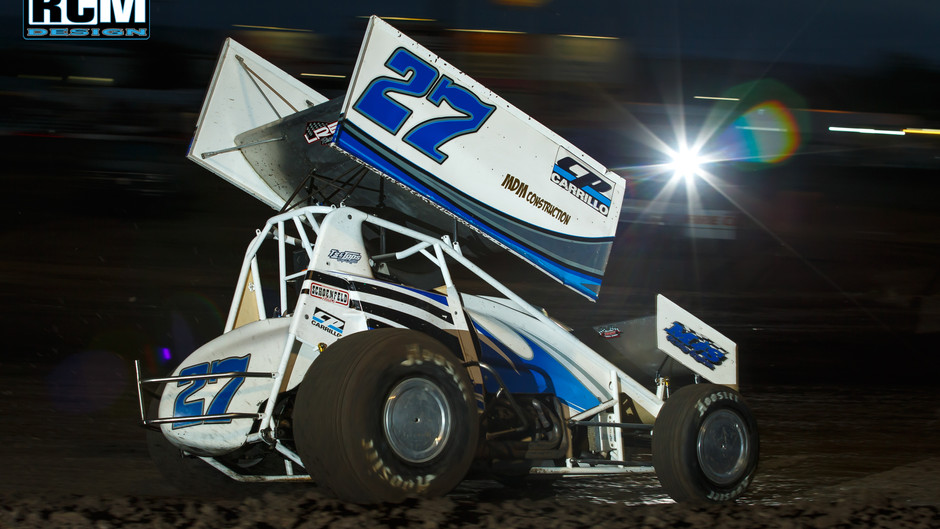 Shane Hopkins 10th in Fall Nationals 'B' with Dodds Motorsports
