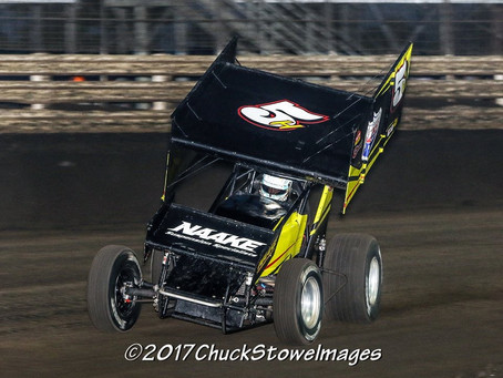 Cory Eliason Makes First Career Knoxville Nationals Feature Event