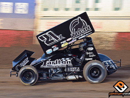 Macedo Takes Over Civil War Series Points Lead and Looks Forward to Ocean Speedway and Keller Auto S