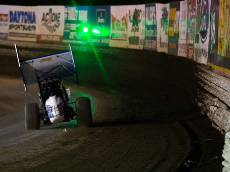 Pittman Snags Two Podiums To Open 2020 World of Outlaws NOS Energy Drink Sprint Car Series Schedule