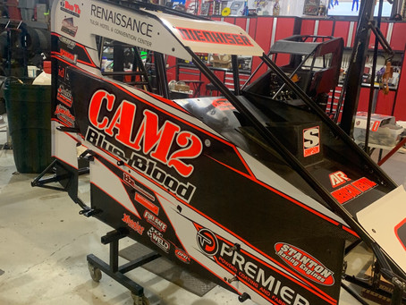Paul Nienhiser Set for Chili Bowl with Jim Neuman
