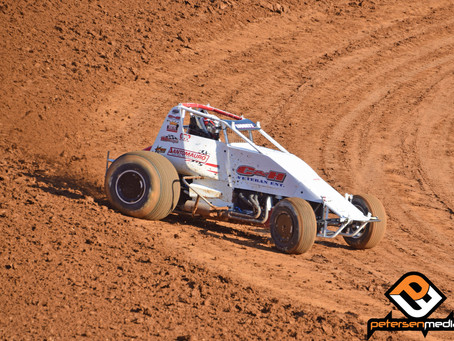 Austin Liggett and Brian Sperry Racing Back in Victory Lane
