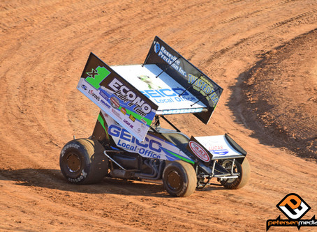 Mason Moore Eighth at Nor-Cal Posse Shootout with F&F Racing