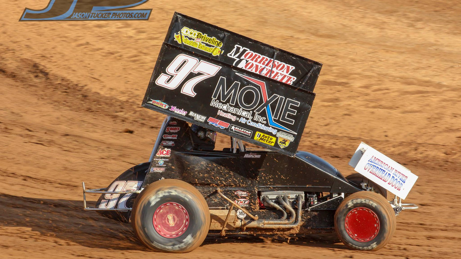 Hopkins Back in Placerville Speedway Top-10