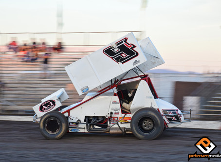 Cody Lamar Gets Off To Good Start at Fall Nationals