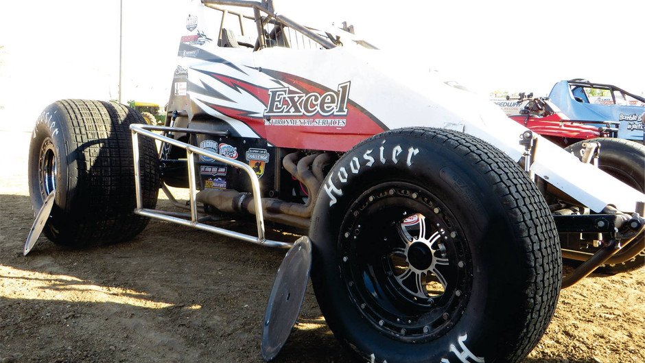 Austin Liggett Tunes up For Oval Nationals with Seventh Place Finish at PAS