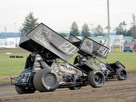 Tommy Tarlton Opens Season With 7th Place Finish at Ocean Speedway