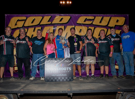Andy Forsberg Wins a Thriller to Open Gold Cup Race of Champions