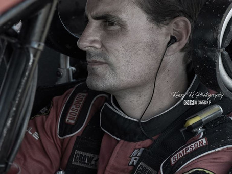 The Driver's Journal- Sean Becker Does What It Takes To Stay Sharp