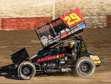 Croft Fourth at Faria Memorial With King of the West Series