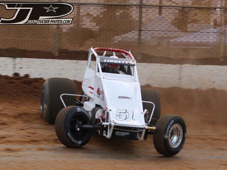 Austin Liggett Third at Placerville Speedway