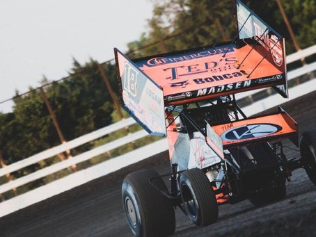 Madsen Scores Devil's Bowl Top-10