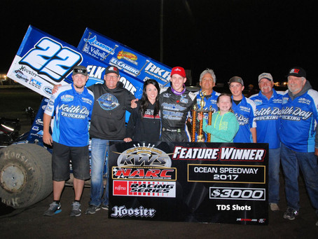 Video: Track Pass! 32nd Annual Pombo-Sargent Classic