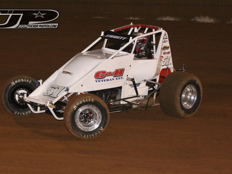 Austin Liggett and Brian Sperry Racing One Step Closer to Season Championship With Second Place Fini