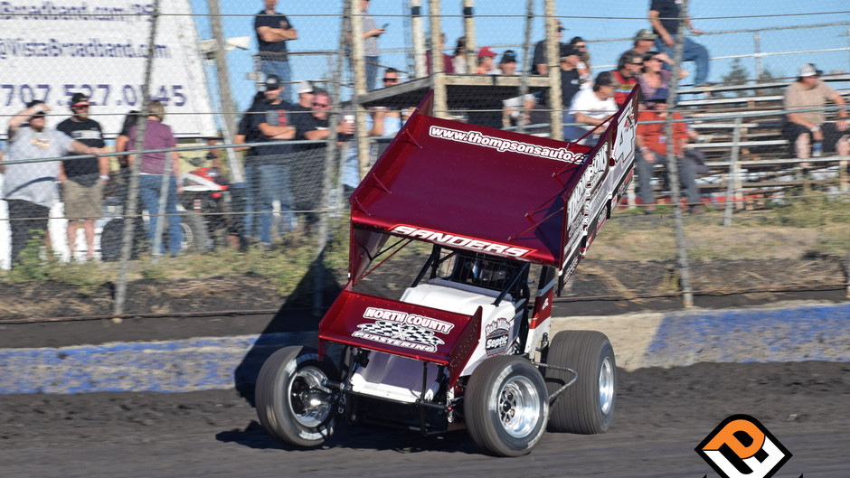 Justin Sanders and Dale Miller Motorsports 7th at Adobe Cup VIII