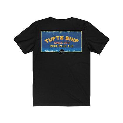 Tufts Ship Short Sleeve Tee