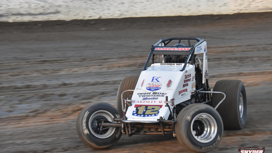 Ballou Bags Two Top-Five's Heading Into Sprint Week
