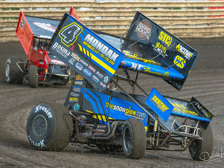 TMAC TUESDAY- Knoxville Nationals Week!