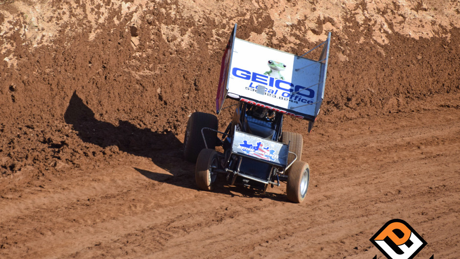 Forsberg's Night at Placerville Speedway Turns Sour