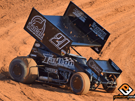 Macedo Musters Another Top-10 with Tarlton Motorsports