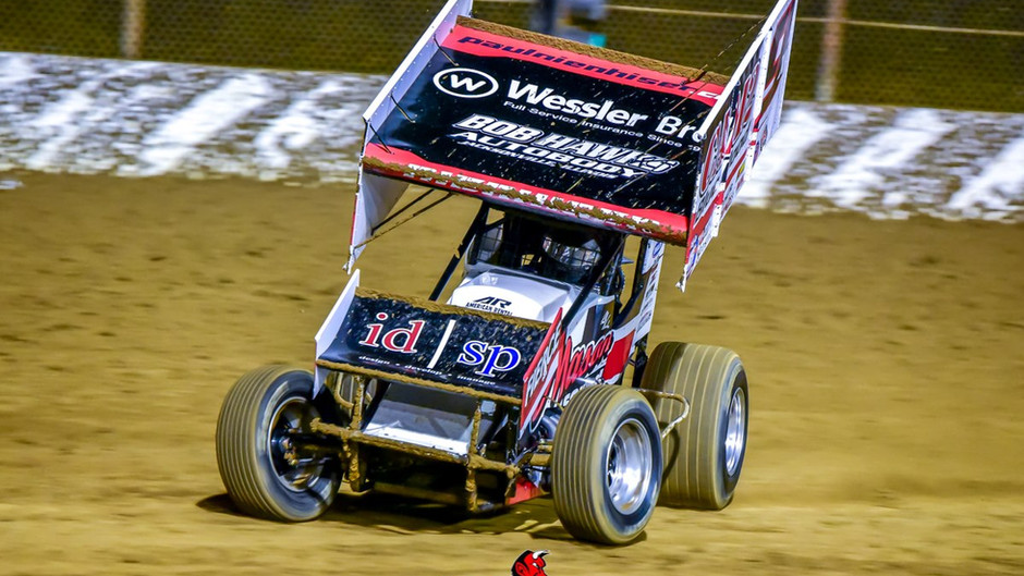 Nienhiser 3rd at Hockett/McMillin Opener Before Finishing 7th in Finale