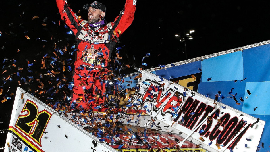 Brad Sweet and Brian Brown Lead the KSE Charge with Knoxville Raceway Wins