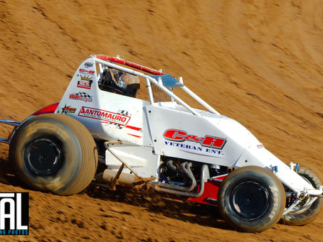 Sean Becker Second at Placerville Aboard Brian Sperry Racing 51