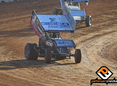 Andy Forsberg Pockets A Pair of Top-5's at Nor*Cal Posse Shootout
