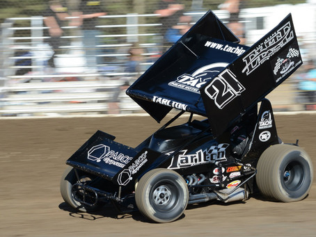 Wild Weekend Ends With Tarlton Charging To Third