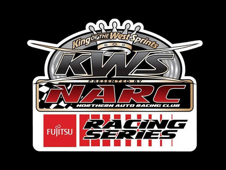 TheCushion.Com To House All King of the West/NARC Fujitsu Sprint Car Series Races On Demand in 2018