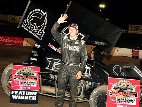 Shane Golobic Makes Debut With Tarlton Motorsports Memorable as he Wins King of the West Season Open