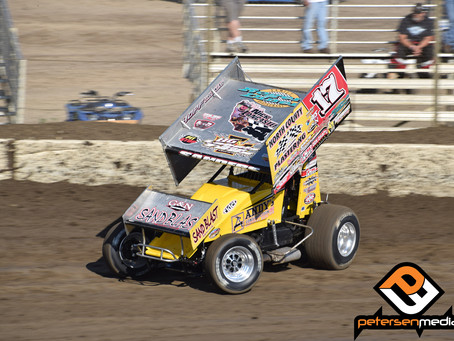 Sanders Stays Hot As He Scores Fourth Ocean Sprints Pres. by Taco Bravo Feature Event Win