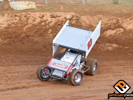 TK Takes Top Honors During KWS Speedweek with KSE Racing Products