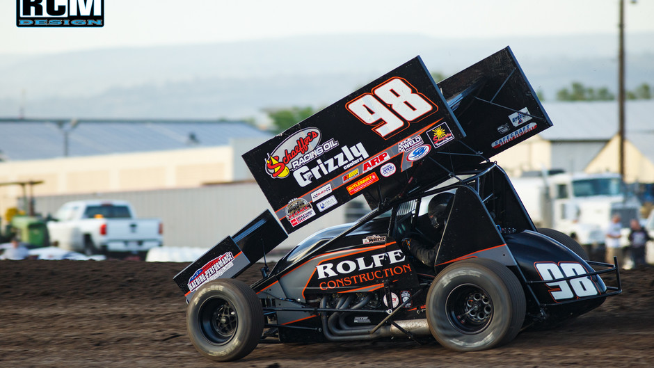 Sean Watts 14th Friday Night in Chico, CA Before Early Tangle Takes Him Out of Bradway Memorial