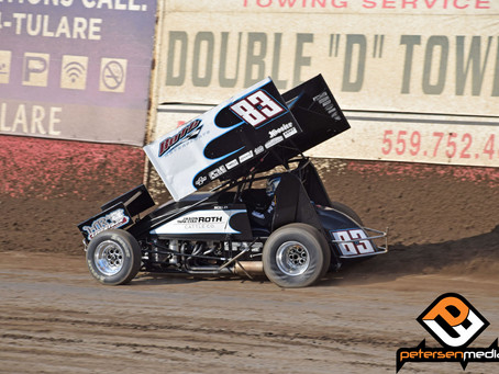 Dominic Scelzi Second at Peter Murphy Classic