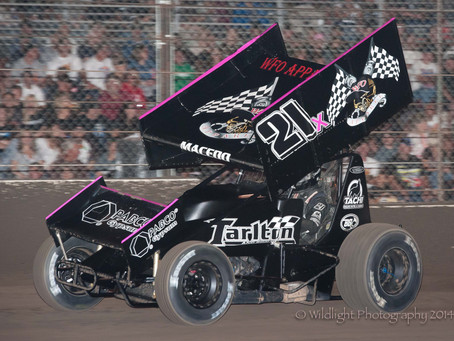 Carson Macedo 4th in Trophy Cup Standings