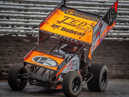 Ian Madsen and KCP Racing Poised Heading Into North Dakota