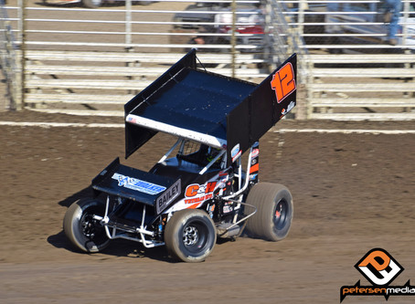 Soares 19th at Watsonville After Opening Lap Flat