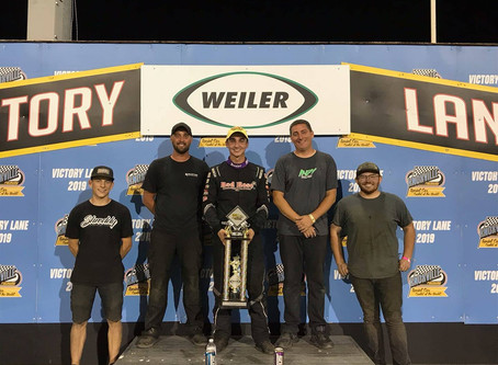 Gio Scelzi and Cory Eliason Score Knoxville Wins with the Nationals Looming