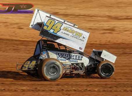 Steven Tiner Second at Placerville Speedway During 4th of July Spectacular