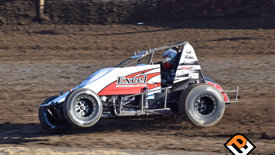 Liggett Makes Trip To Perris Auto Speedway Worthwhile With 4th Place Finish
