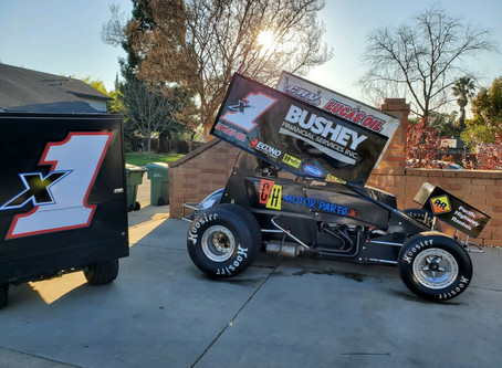 F&F Racing Welcomes New Marketing Partners as 2020 Season Goes Green Friday