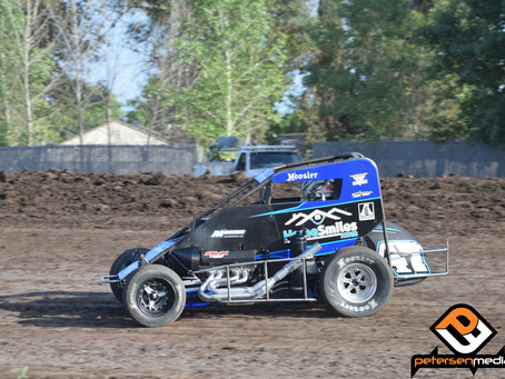 Michael Faccinto's Podium Run Highlights Saturday Night Action for Morris Motorsports