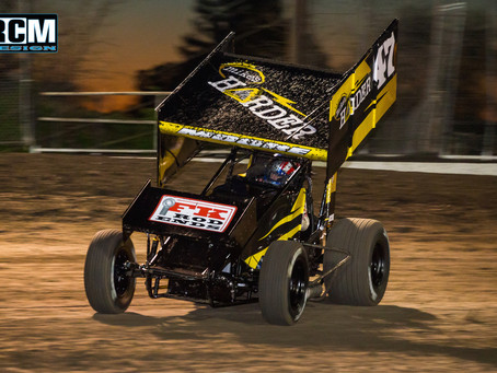 Mason Moore and Brian Cannon Motorsports Have Turbulent Debut at Silver Cup