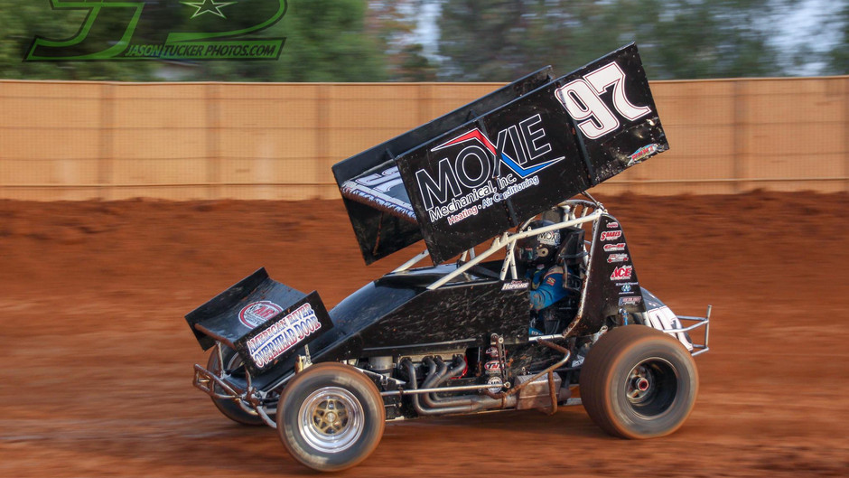 Shane Hopkins 16th in First Visit to Keller Auto Speedway