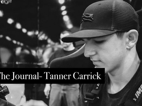 The Driver's Journal- A New Look in 2020 for Tanner Carrick